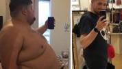 >Izgubio 115 kg, pa sada skuplja novac za operaciju