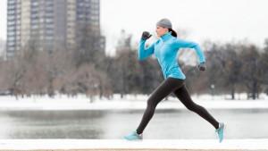Oprema za trčanje po zimi