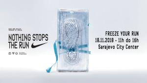 Testiraj Nike model za trčanje u zimskim uslovima