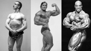 Kako su se tijela najrazvijenijih ljudi mijenjala kroz posljednjih 100 godina