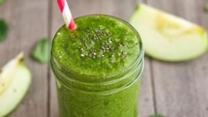 Nutricionistička zelena rapsodija u čaši