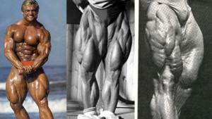 Trening nogu Tom Platza - čovjeka s najrazvijenijim nogama ikad
