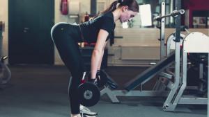 Vježbe dizanja za žene