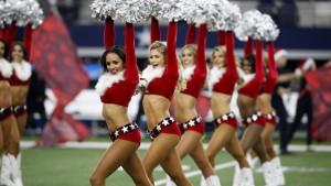 Najljepše navijačice NFL lige