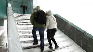 Povrede na ledu i doba dana u kom se posebno treba paziti
