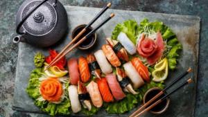 Zdrava japanska jela