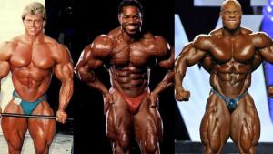 Top 5 bodybuildera sa najboljom genetikom ikad