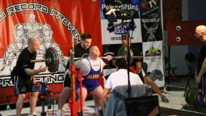 Inspirisao i Arnolda: Downov sindrom ga nije spriječio i bez problema diže 185 kilograma