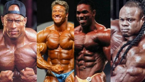 Najpopularniji bodybuilderi koji nikada nisu osvojili Mr. Olympiju