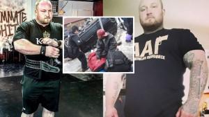 Powerlifter podigao terenca i spasio život unesrećenom muškarcu