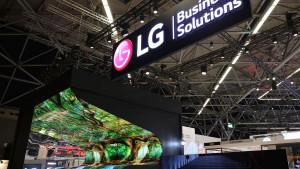 LG predstavlja vrhunska poslovna rješenja za na ISE 2019