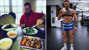 Plan ishrane Conora McGregora: Ja jednostavno volim jesti 'čisto'