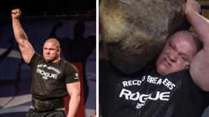 Stijenu na rame: Poljak podigao kamen težak 217 kilograma i pokazao šta je istinska snaga
