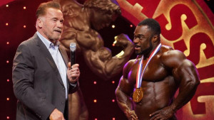 Brandon Curry je novi Arnold Classic šampion