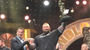 Thor Bjronsson još jednom dokazao da je najjači na svijetu
