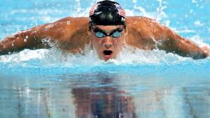 Zašto plivači moraju jesti velike količine hrane?