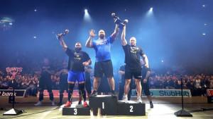 """""""Čovjek planina"""" je najjači u Evropi: Bjornssonu zlato na Europe's Strongest Man 2019"""