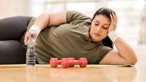 Kako održati kilažu nakon dijete: Vježbanjem, dokazano je!