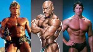 16 najboljih tjelesnih figura svih vremena