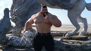 Iranskog Hulka bi konačno mogli vidjeti u ringu