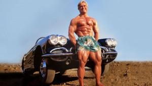 Fotografije legendarnog Tom Platza koje dokazuju da je imao najbolje razvijene noge ikada