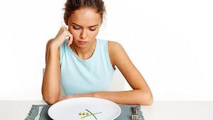 Upozoravajući znakovi da ne jedete dovoljno