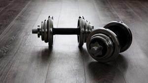 Čovjek od 80 kg, bučice od 40 kg: Možete li proći ovaj test snage?