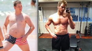 Nevjerovatne transformacije mršavljenja poznatih