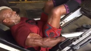 Jednom šampion, uvijek šampion: Nakon 12 operacija leđa Ronnie Coleman ponovo trenira noge
