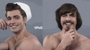 Kako su muški standardi ljepote evoluirali tokom posljednjih 100 godina