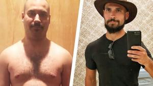 Dvije poznate dijete pomogle su mu da izgubi 30 kilograma