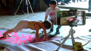 Šestogodišnji dječak napravio 4445 sklekova i oborio dva velika rekorda