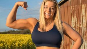 Mia Sand ne izgleda kao ostale fitness trenerice