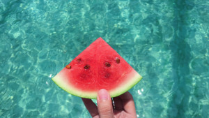 Hrana koja djeluje kao prirodna krema za sunčanje