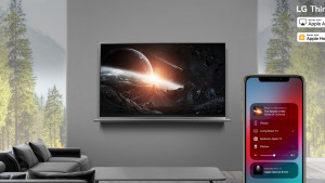 LG uvodi Apple Airplay 2 i HomeKit na svojim ThinQ AI televizorima