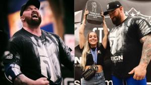 Viking kakav se ne pamti: Hafthor Bjornsson osvojio 9. uzastopnu titulu najjačeg čovjeka Islanda