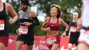 71-godišnja bakica oborila je svjetski rekord u polumaratonu