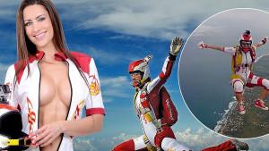 Upoznajte Anais Zanotti: Ekstremna sportistkinja koja uživa u skokovima s padobranom