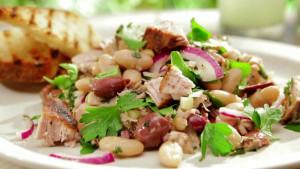 Toskanska salata od tunjevine