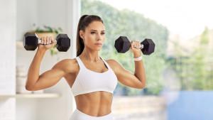 "Atraktivnoj Kelsey je trening pomogao da se ""preko noći"" transformiše u fitness ikonu"