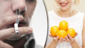 Odvikavanje od nikotina: Namirnice koje čiste organizam i pomažu prestanku pušenja