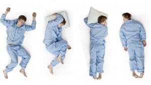 Evo kako položaj spavanja utječe na vaše zdravlje