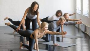 Pilates vježbe za noge