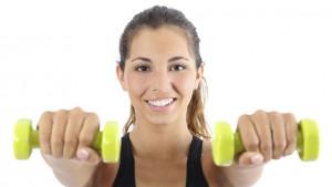 Najučinkovitije vježbe sa bučicama