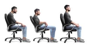 Pet najčešćih problema sa držanjem