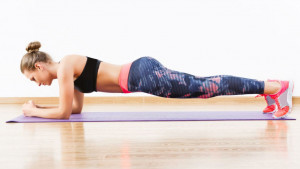Plank - usavršite vježbu za jezgro
