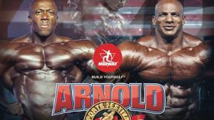 Shawn Rhoden i Big Ramy se vraćaju na Arnold Classic