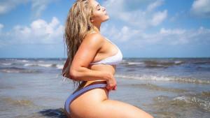 Glumica, sportašica i model: Atraktivna Courtney Taylor dokazuje da je sve moguće