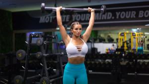 Neodoljiva Amy Lee je fitness diva koja dokazuje da je upornost ključ uspjeha