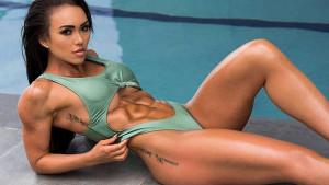 Brooke Wood je sve samo ne obična fitness trenerica